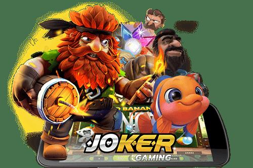 Joker-slot
